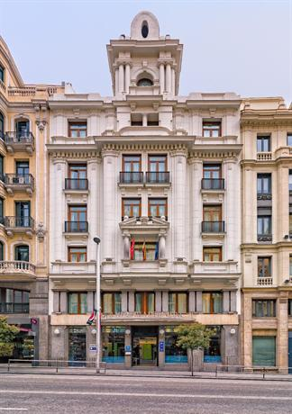 H10 villa de la reina madrid compare deals - Villa de la reina madrid ...