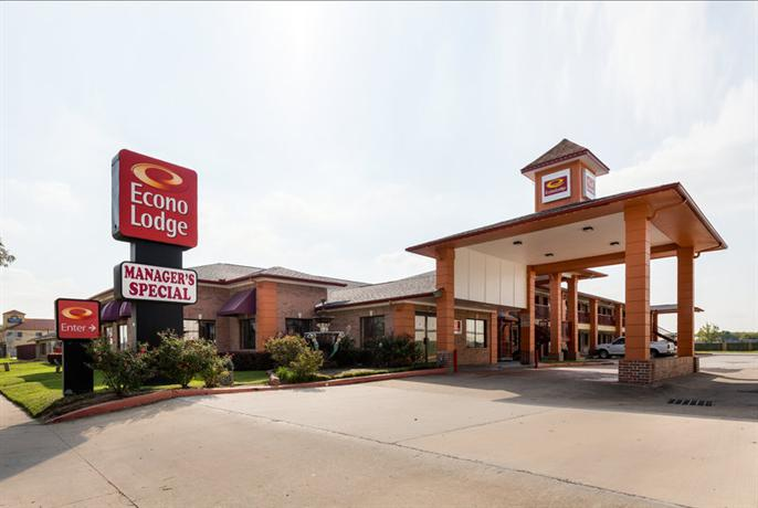 Econo Lodge Hobby Houston