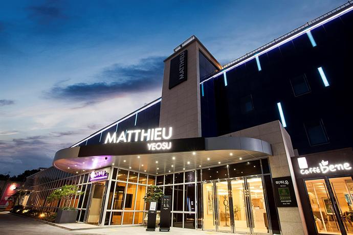 Matthieu Hotel Yeosu