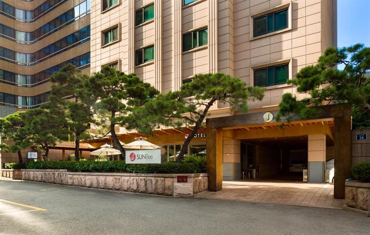 Hotel Sunbee Insadong