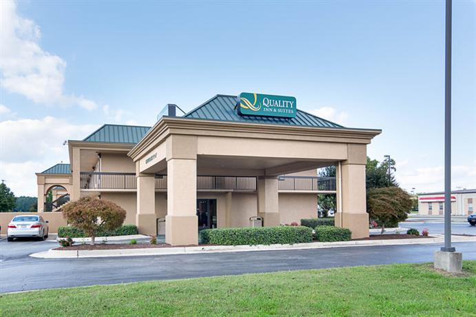 Quality Inn & Suites Franklin Virginia