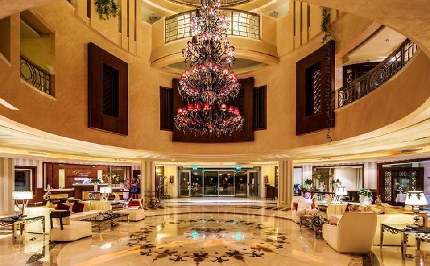 Premier romance boutique hotel and spa sahl hasheesh for Romantic boutique hotels