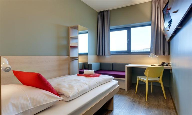 Hotel Meininger Berlin Schonefeld