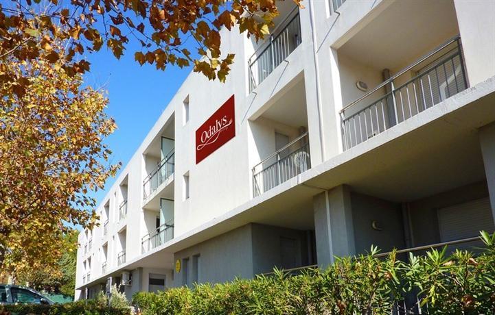 Appart 39 hotel odalys aix chartreuse aix en provence for Appart hotel aix en provence