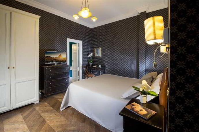 Hotel anahi rome compare deals for Boutique hotel anahi roma