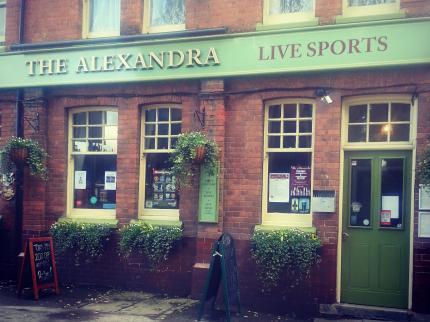 Alexandra Pub
