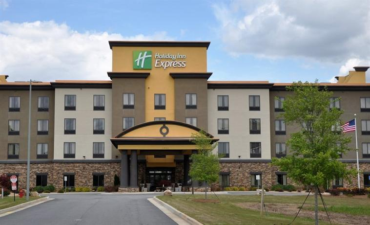 Holiday Inn Express Perry Mall Area