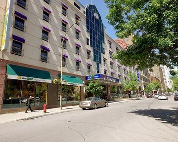 Best Western Plus Montreal Downtown- Hotel Europa