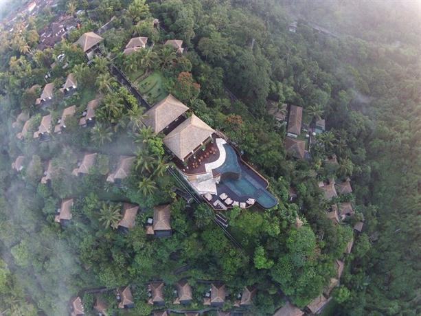 Beautiful About Hanging Gardens Of Bali