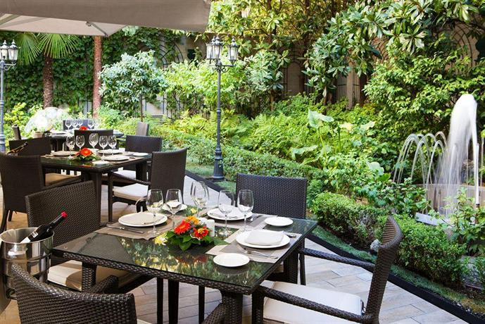 Hotel Jardín de Recoletos