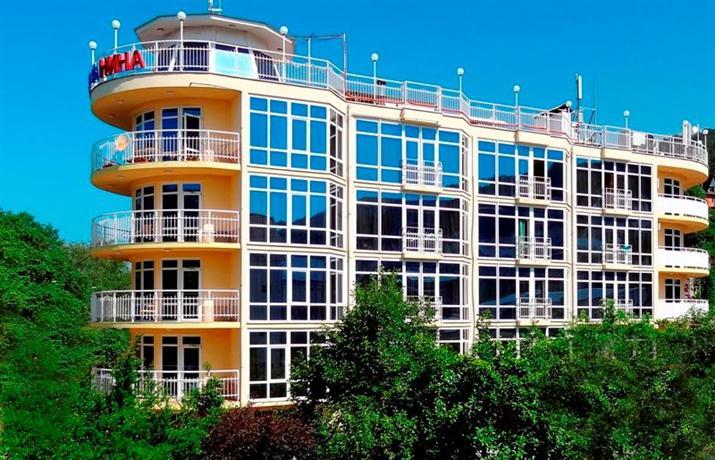 Отель Вилла Нина
