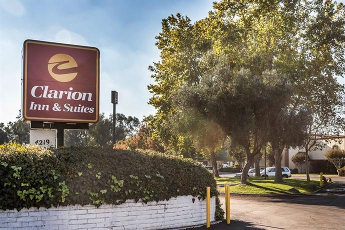 Clarion Inn & Suites Stockton California