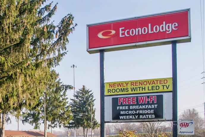 Econo Lodge Newton Falls