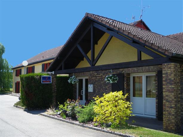 Prest Hotel Epinal Chavelot France