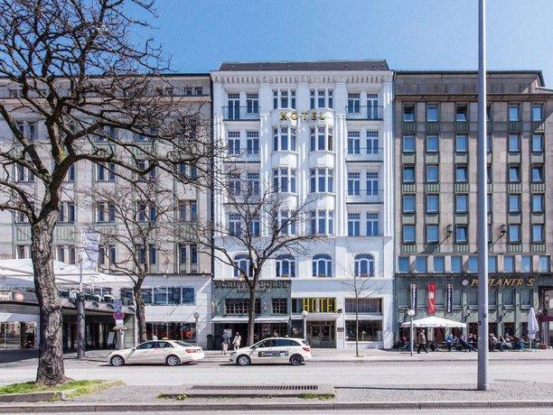 Novum Hotel Kronprinz Hamburg Hauptbahnhof Hotel De
