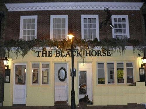 The Black Horse Inn Canterbury