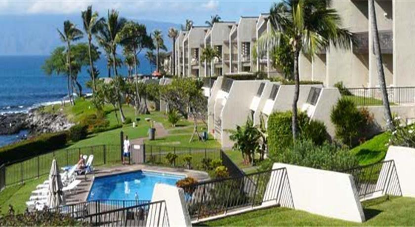 Oceanfront Napili Point Condo B 26 by RedAwning