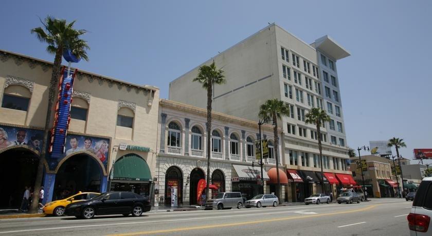 Hollywood Guest Inn Los Angeles