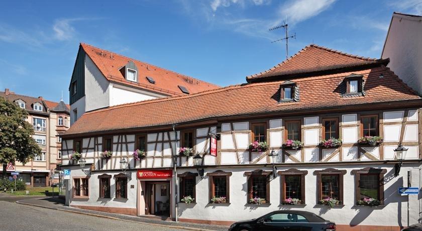 Zum Goldenen Ochsen Hotel & Gasthaus am Schlossgarten