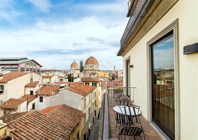Hotel Machiavelli Palace