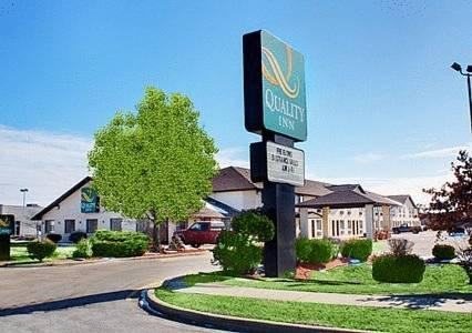 Quality Inn Carbondale Illinois