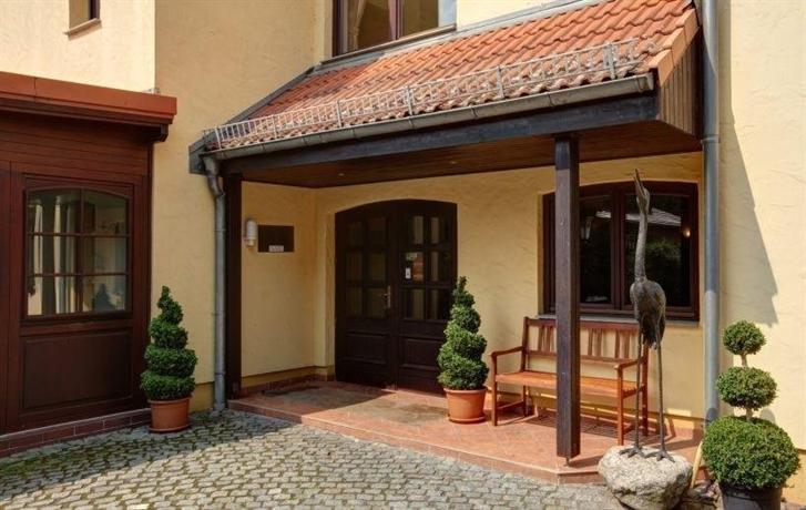 Hotel Garni Kranich Potsdam