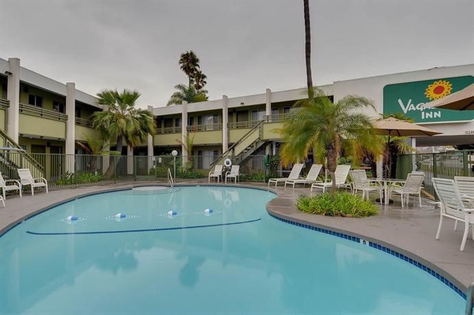 Vagabond Inn San Diego Airport/Marina
