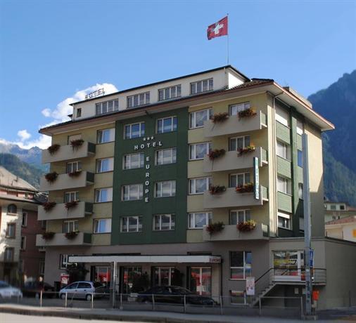 Hotel Europe Brig