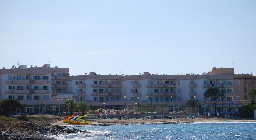 Playa Bella Apartments Ibiza