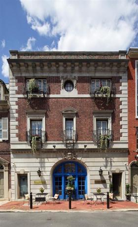 Rittenhouse 1715 A Boutique Hotel