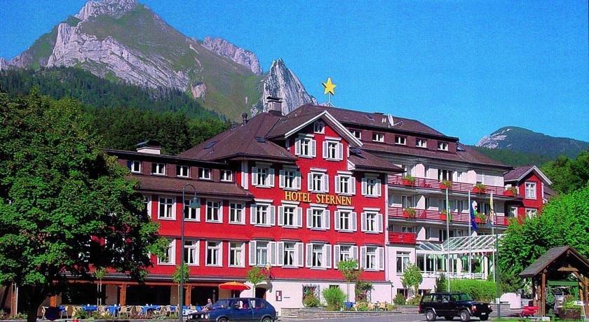 Hotel Sternen Unterwasser Alt St Johann