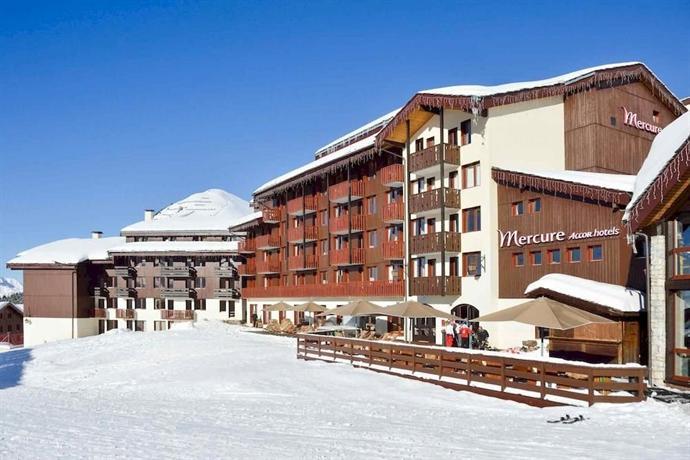 Hotel Mercure Belle Plagne 2100