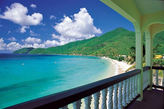 About Sebastian S On The Beach Hotel Tortola