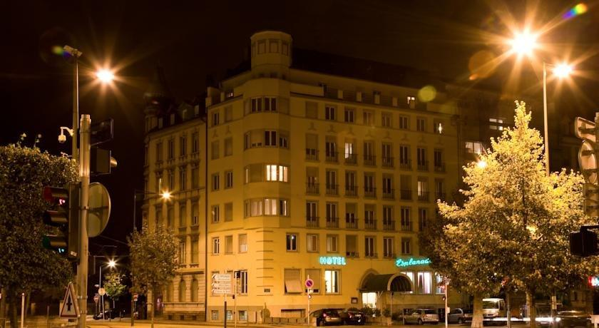 Esplanade Hotel Strasbourg