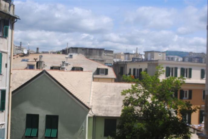 Olympia Hotel Genoa