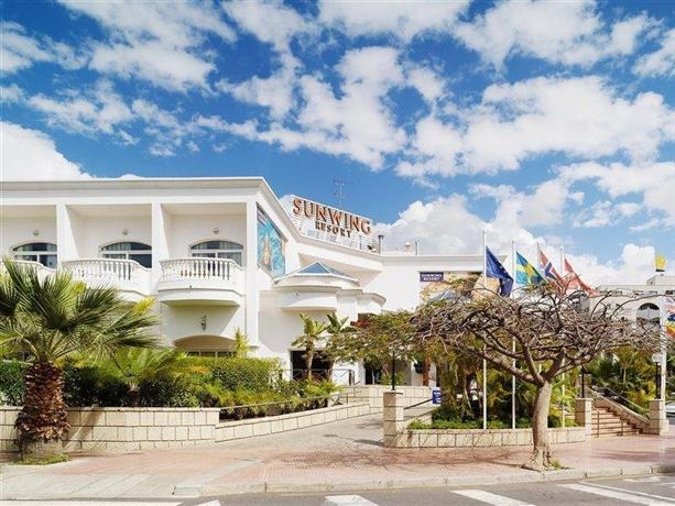 Sunwing resort fanabe adeje compare deals for Aparthotel londres centre