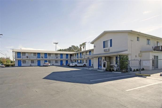 Americas Best Value Inn Beaumont California