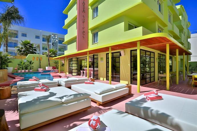 Tropicana ibiza coast suites platja d 39 en bossa vergelijk aanbiedingen - Deco tapijt kamer volwassene ...