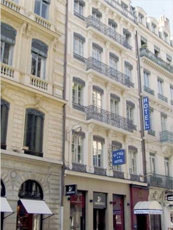 Hotel Elysee Lyon