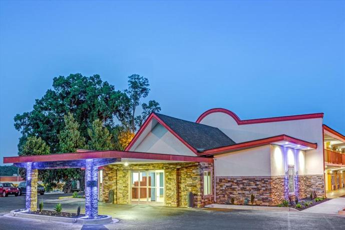 Americas Best Value Inn Monroe North Carolina