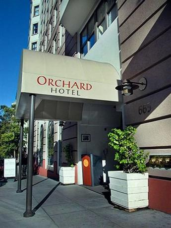The Orchard Hotel