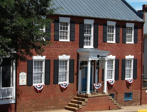 About Holladay House Bed And Breakfast