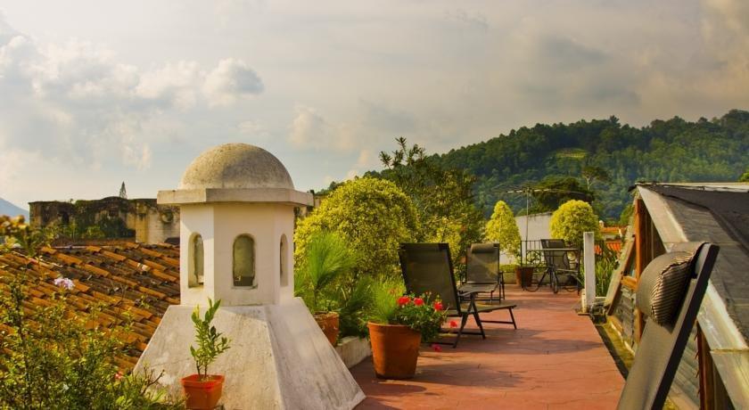 El Carmen Hotel Antigua Guatemala
