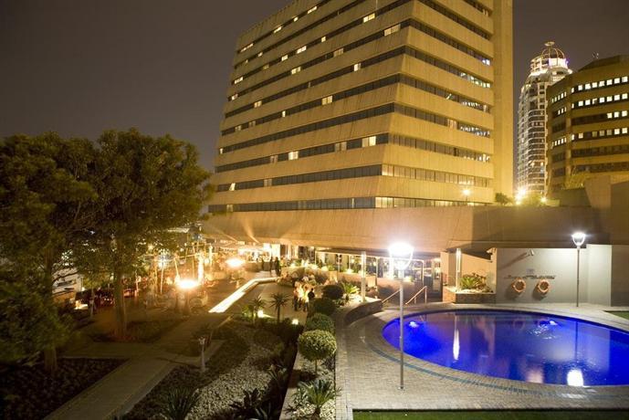 Hotel Sandton Johannesburg South Africa