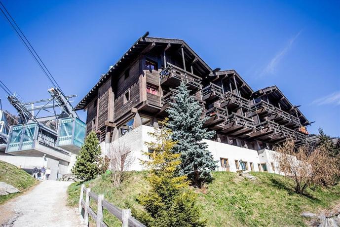 Hotel Alpina Grimentz