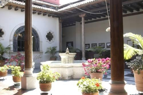 Hotel Mi Solar Bed & Breakfast Uruapan