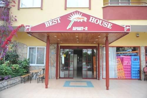Best house apart 2 hotels alanya for Best aparthotels