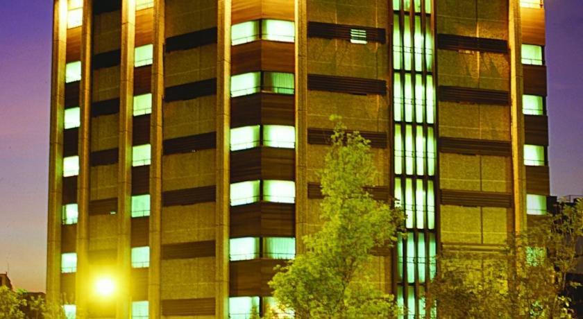 Hotel Del Bosque Anzures