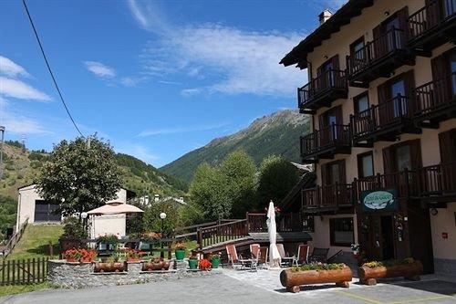Hotel Du Glacier La Thuile