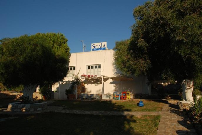 Scala Apartments Naxos Island